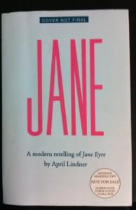 Jane: a modern retelling of Jane Eyre - April Lindner