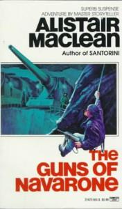 The Guns of Navarone - Alistair MacLean
