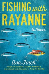 Fishing with RayAnne - Ava Finch