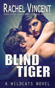 Blind Tiger - Rachel Vincent