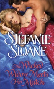The Wicked Widow Meets Her Match - Stefanie Sloane
