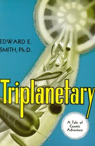 Triplanetary: A Tale of Cosmic Adventure (Lensman Series, Book 1) - Edward E. Smith;A. J. Donnell