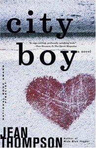 City Boy: A Novel - Jean Thompson