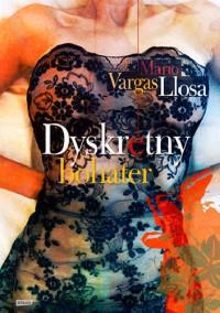 Dyskretny bohater - Mario Vargas Llosa, Marzena Chrobak