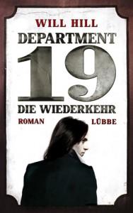 Department 19 - Die Wiederkehr - Will Hill