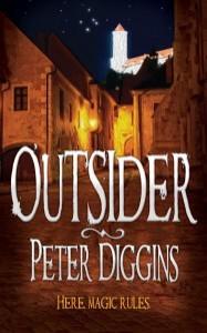 Outsider - Peter  Diggins