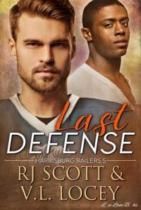 Last Defense - F. Scott Fitzgerald, V.L. Locey