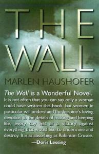 The Wall - Marlen Haushofer, Shaun Whiteside