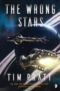 The Wrong Stars (Axiom) - Tim Pratt