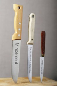 Mincemeat: The Education of an Italian Chef - Leonardo Lucarelli, Lorena Rossi Gori, Danielle Rossi