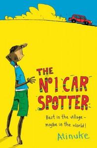 The No. 1 Car Spotter - Atinuke, Warwick Johnson Cadwell