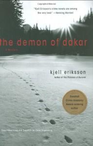 The Demon of Dakar - Kjell Eriksson, Ebba Segerberg