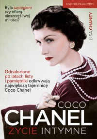 Coco Chanel. Życie intymne - Lisa Chaney