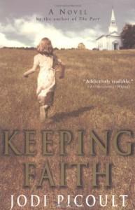 Keeping Faith - Jodi Picoult