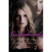 Enshadowed (Nevermore, #2) - Kelly Creagh