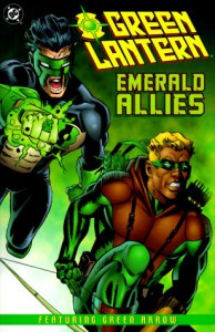 Green Lantern/Green Arrow: Emerald Allies - Chuck Dixon, Ron Marz, Rodolfo Damaggio, Doug Braithwaite, Darryl Banks, Will Rosado