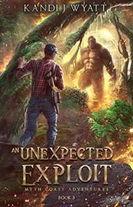 An Unexpected Exploit (Myth Coast Adventures #3) - Kandi J. Wyatt
