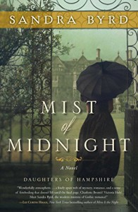 Mist of Midnight: A Novel (The Daughters of Hampshire) - Sandra Byrd