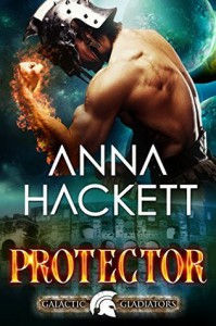 Protector  - Anna Hackett