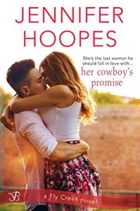 Her Cowboy's Promise - Jennifer Hoopes
