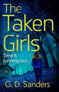 The Taken Girls - Lawrence Sanders
