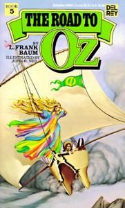 The Road to Oz  - L. Frank Baum, John R. Neill