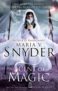 Scent of Magic  - Maria V. Snyder