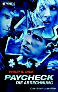 Paycheck - Die Abrechnung - Philip K. Dick