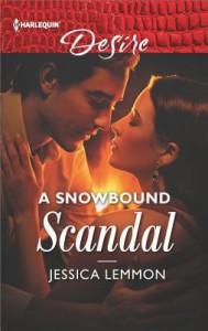 A Snowbound Scandal - Jessica Lemmon