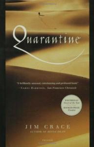 Quarantine - Jim Crace
