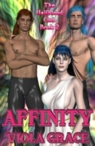 Affinity (Half Blood Club, #2) - Viola Grace