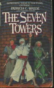 The Seven Towers - Patricia C. Wrede