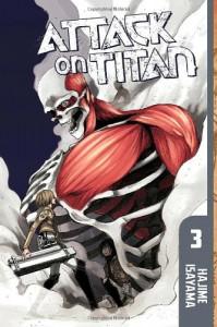 Attack on Titan, Volume 3 - Hajime Isayama