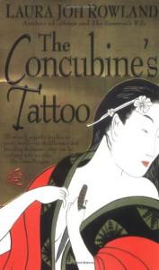 The Concubine's Tattoo (Sano Ichiro Mysteries) - Laura Joh Rowland
