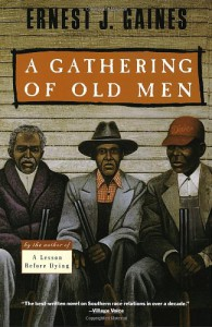 A Gathering of Old Men - Ernest J. Gaines