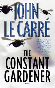 Constant Gardener the - John le Carré