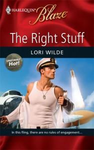 The Right Stuff (Uniformly Hot!, #4) - Lori Wilde