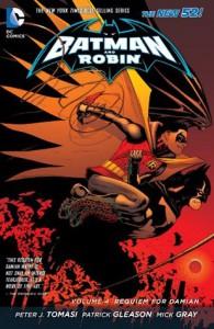 Batman and Robin Vol. 4: Requiem for Damian (The New 52) (Batman & Robin) - Peter Tomasi
