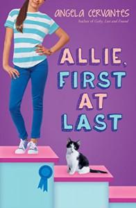Allie, First at Last - Angela Cervantes