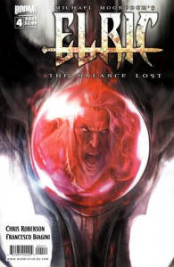 Elric: The Balance Lost, Vol. 4 (Elric: The Balance Lost, # 4) - Michael Moorcock, Chris Roberson, Francesco Biagini