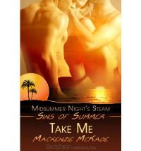 Take Me - Mackenzie McKade