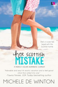 Her Scottish Mistake - Michele de Winton