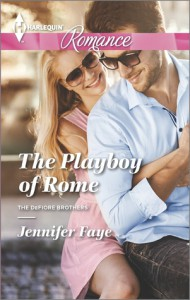 The Playboy of Rome - Jennifer Faye