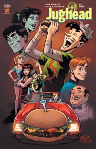 Jughead #2 Les McClaine Variant - Chip Zdarsky