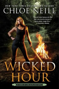 Wicked Hour - Chloe Neill