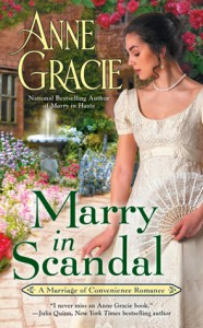 Marry in Scandal - Anne Gracie