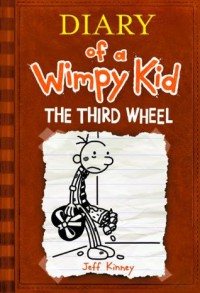 The Third Wheel (Diary of a Wimpy Kid, Book 7) - Amulet Books