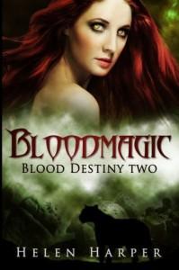 Bloodmagic - Helen   Harper