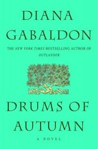 Drums of Autumn (Outlander, #4) - Diana Gabaldon
