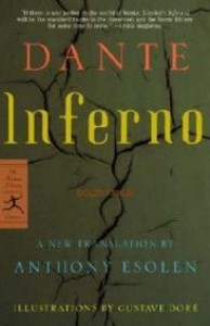 Inferno - Dante Alighieri, J. Nichols